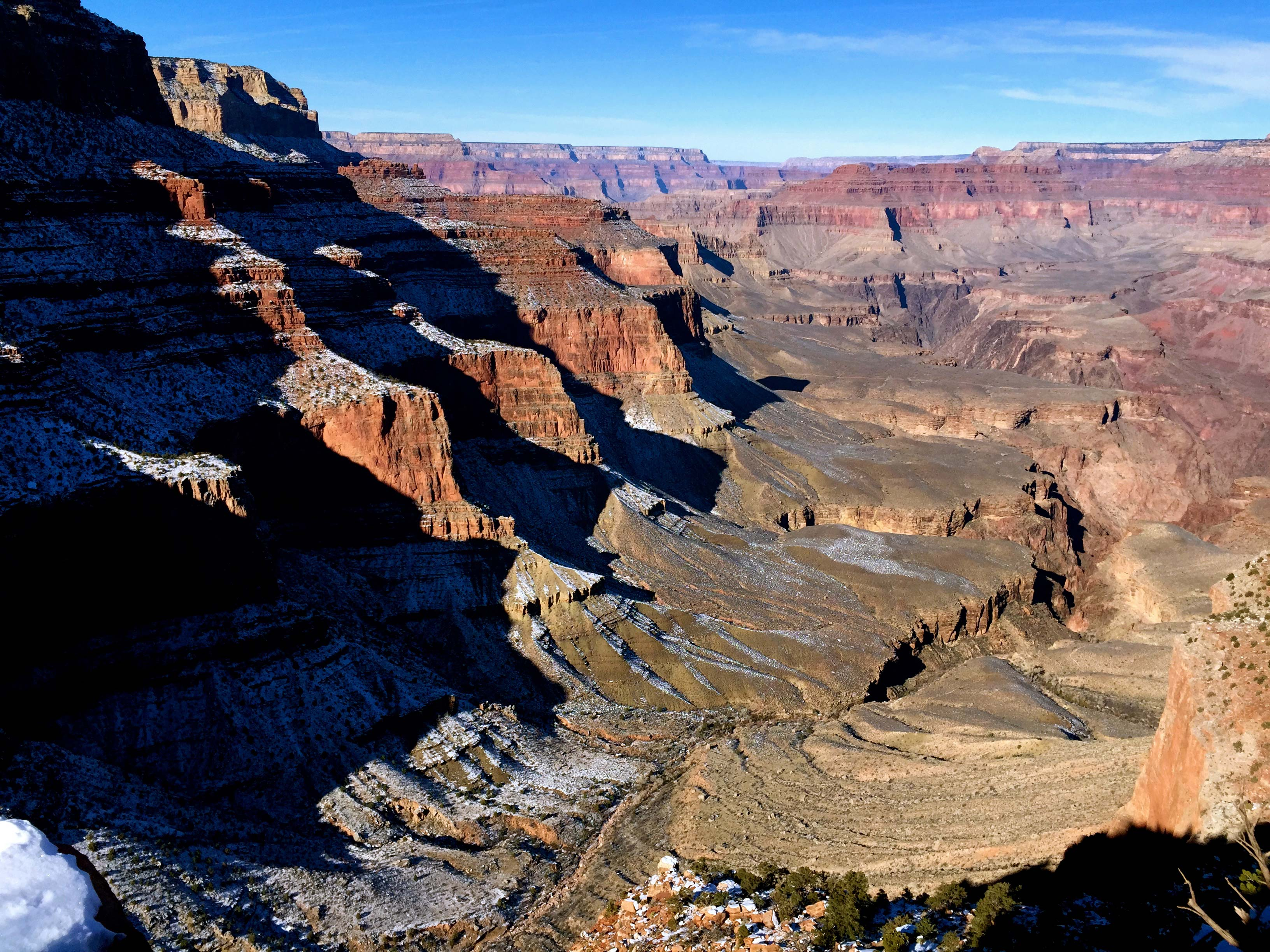 Safety Tips For Hiking Grand Canyon In Winter Just Roughin It