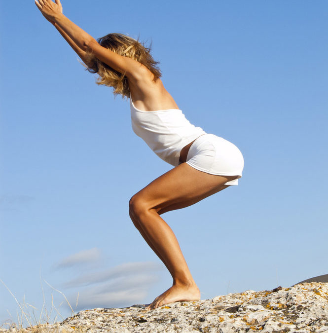 Strengthen Your Knees Before Your Next Hike – Practice Some Yoga!