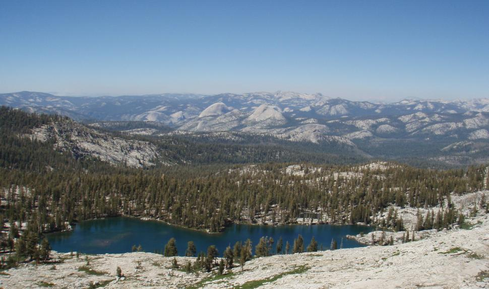 Yosemite – Chilnulana Falls/Buena Vista Lake