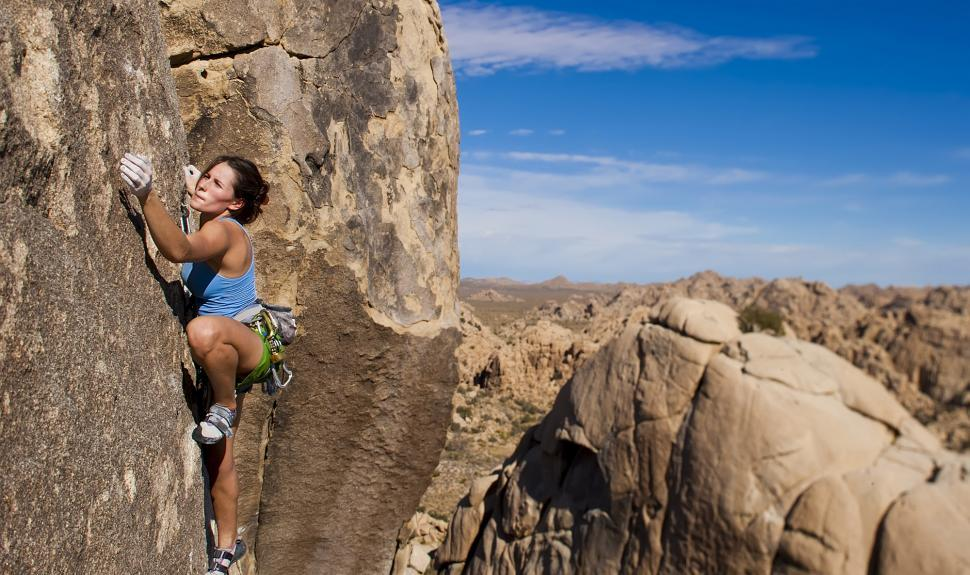 Phoenix Rock Climbing